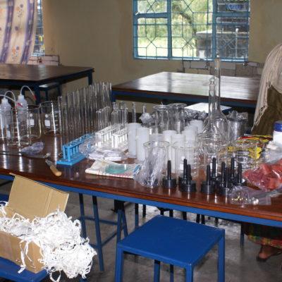 Ausrüstung Chemiegeräte (2014)